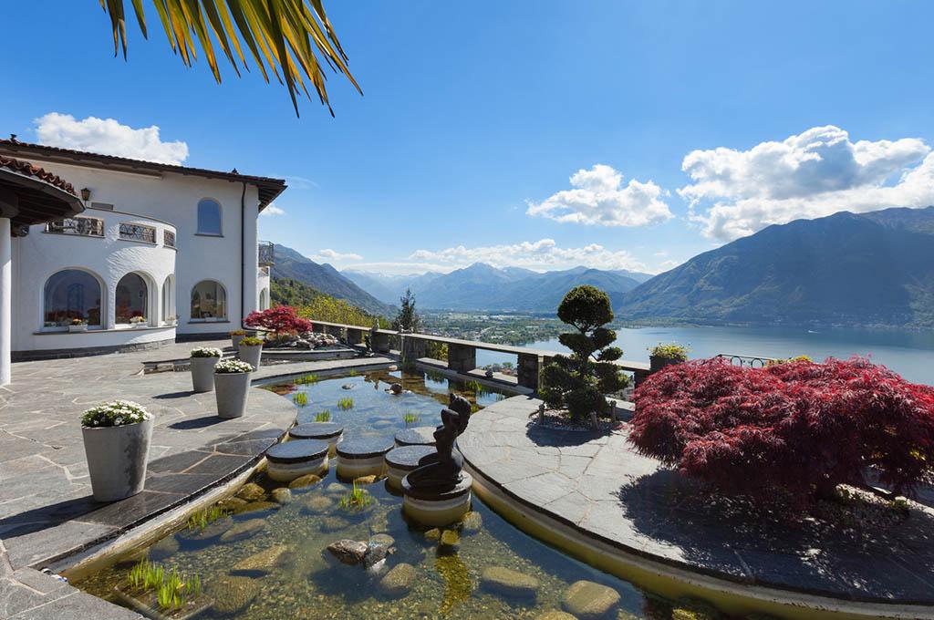 Giardini pensili e terrazze verdi a padova vivai for Realizzazione giardini pensili